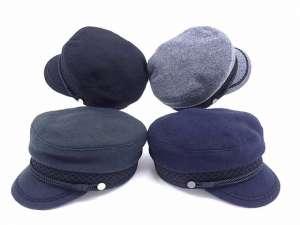 贝雷帽的不同戴法